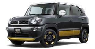 Suzuki Xbee concept Tokyo 2