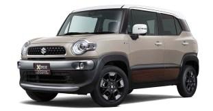 Suzuki Xbee concept Tokyo 3