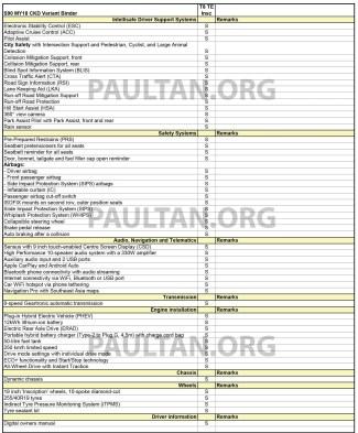 Volvo S90 T8 Inscription CKD spec sheet 2 WM
