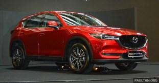 2017 Mazda CX-5 launch 3