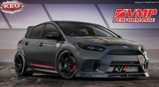 Ford Focus ST SEMA 2017 BM-2