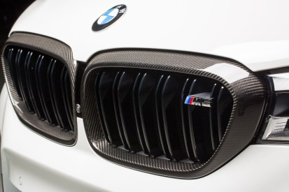 2018 BMW M Performance Parts for F90 BMW M5