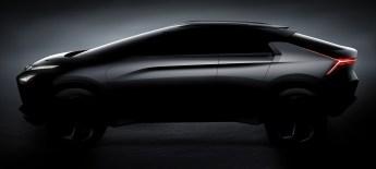 2018 Mitsubishi e-EVOLUTION Concept