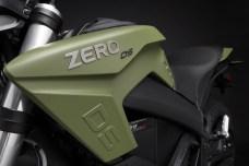 2018 Zero Motorcycles e-bike model range - 11