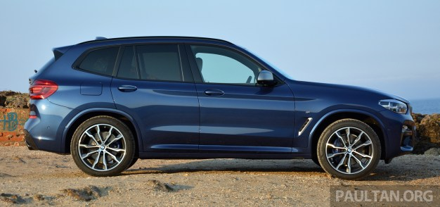 G01 BMW X3 Review 13