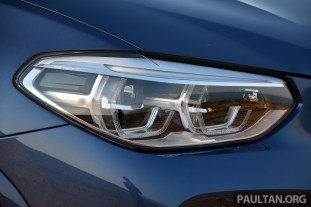 G01 BMW X3 Review 14