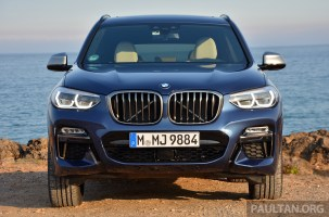 G01 BMW X3 Review 20