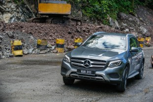Mercedes-Benz GLC 200 review 25