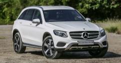 Mercedes-Benz GLC 200 review 27