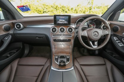 Mercedes-Benz GLC 200 review 47