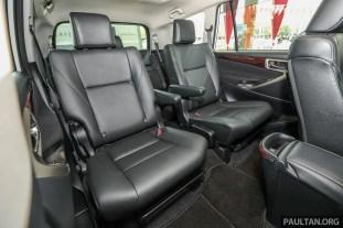 Toyota Innova X 2017_Int-32