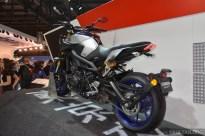 2017 EICMA - Yamaha MT-09 - 30
