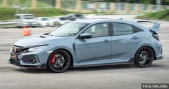 2017 Honda Civic Type R Preview