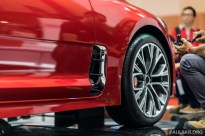 2017 Kia Stinger GT Previewed in Malaysia
