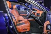 2017 Maserati Lavente GranLusso_Int-24 BM