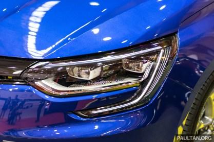 2017 Renault Megane GT 1.6 EDC Debut in Malaysia