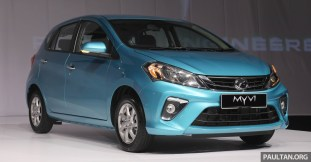 2018 Perodua Myvi launch 5