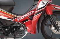 Honda Wave Alpha Red Special BM-2