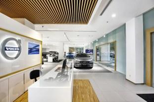 Inside SISMA Auto Volvo Bukit Bintang