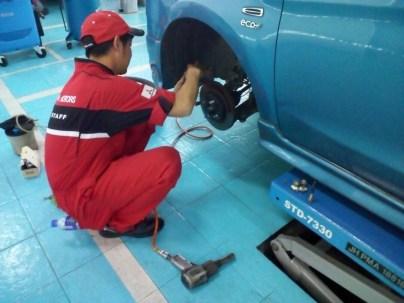 Mitsubishi Motors Malaysia flood relief 4