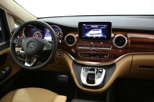 OKCU Mercedes V-Class Elegance Edition debuts