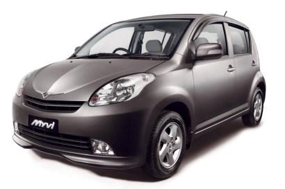 Perodua Myvi first-gen