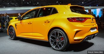 Renault Megane RS TMS 2017-2