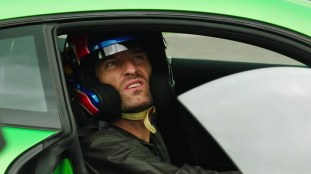 The Grand Tour Mark Webber audition 2