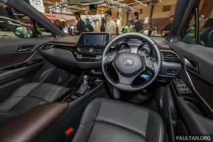 Toyota C-HR 2018 Malaysia Spec-45
