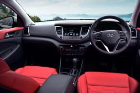 Tucson Premium 4WD (interior)_BM