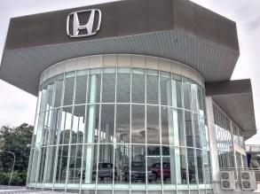 01 SYK RW Motor Honda 3S Centre is the seventh Honda dealership in Sarawak to further expand Honda's footprint in the region