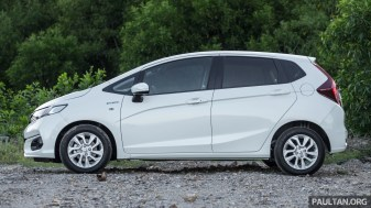 2017 Honda Jazz Sport Hybrid i-DCD Media Drive (Review)
