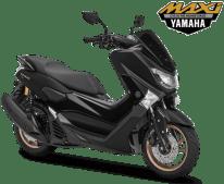 2018 Yamaha NMax 155 Indonesia -1