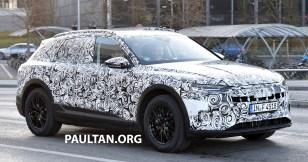 Audi e-tron SUV 1
