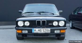 BMW M5 Heritage in Portugal 27