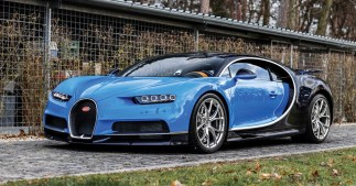 Bugatti Chiron RM Sotheby's auction 1