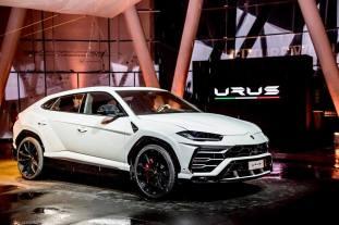 Lamborghini Urus SG launch 2
