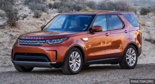 Land Rover Discovery 5 1