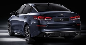2018 Kia Optima K5 Korea 2-BM