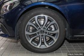 2018 Mercedes Benz C180 Avantgarde_Ext-9