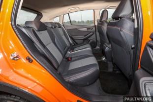 2018 Subaru XV 2.0i-P_Int-38-BM