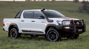 2018 Toyota Hilux Rugged