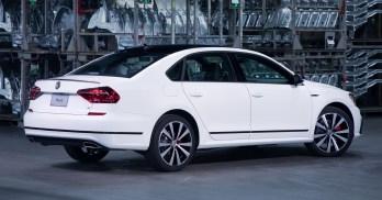 2018 Volkswagen Passat GT 5
