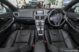 2018 Volvo V40 T5 R Design Malaysia_Int-1