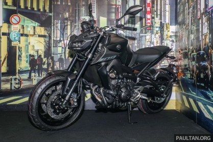 2018 YAMAHA MT-09 Launch-3
