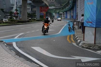 Bicycle Lane KL-6