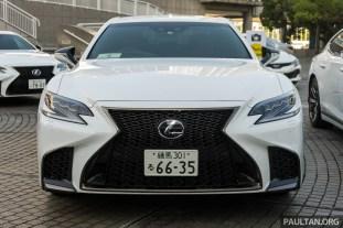 Lexus LS 500h 3