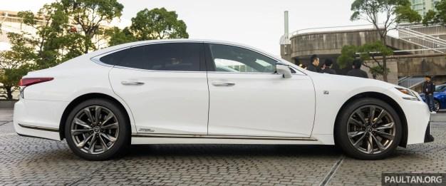 Lexus LS 500h 5