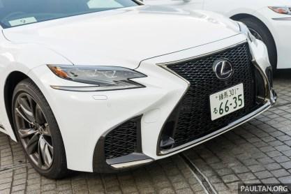 Lexus LS 500h 6