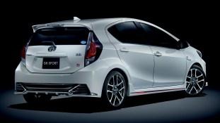 Toyota Aqua GR Sport 2